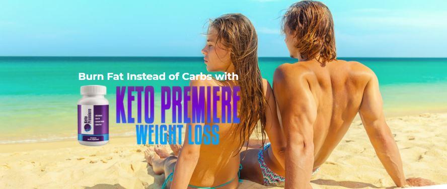 Keto Premiere offer