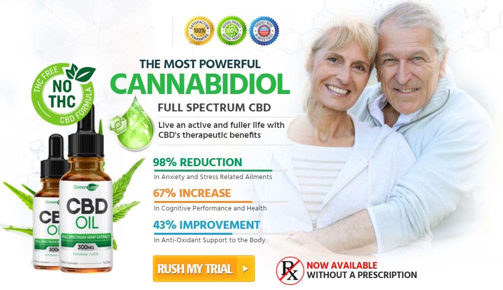 Bloom Green CBD Oil