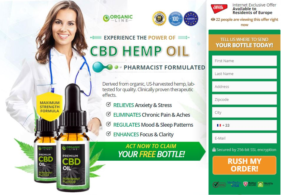 Where to Buy Organic Line CBD Oil